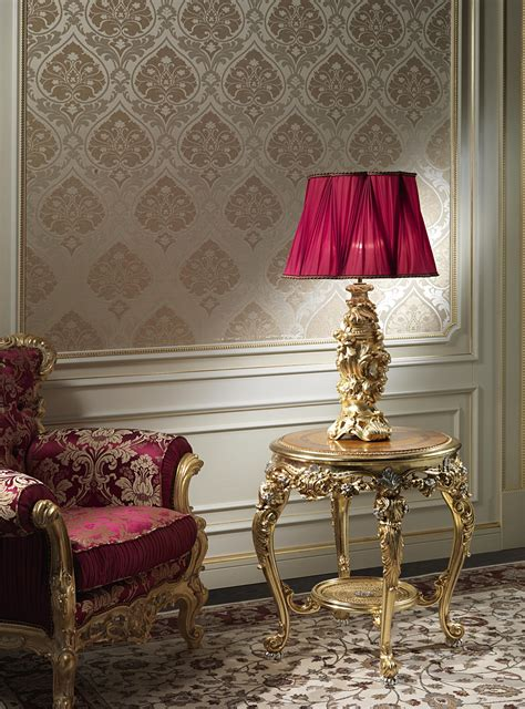 italian classic lamp  baroque style vimercati classic