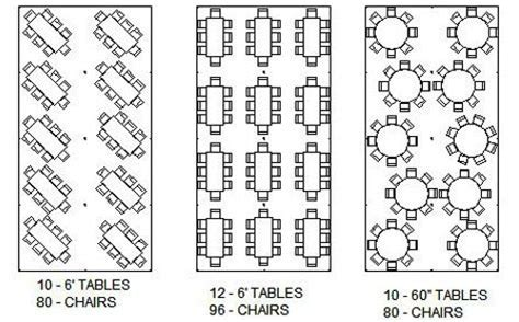 how many chairs fit around a 60 round table how many can sit at a table