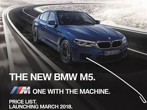 2018 Bmw M5 Uk Price Guide Is Here  Starts From  U00a387 160