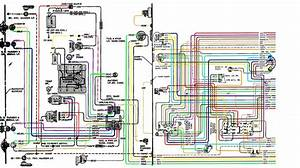1970 Chevy Truck Wiring Diagram