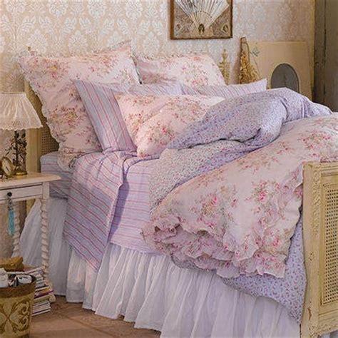 shabby chic bedding ashwell shabby chic 174 tm rachel ashwell double bed roseblossom duvet doona quilt cover ebay