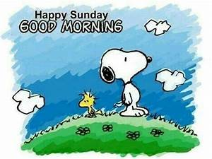 Good Morning Snoopy : happy sunday good morning pictures photos and images for facebook tumblr pinterest and twitter ~ Orissabook.com Haus und Dekorationen