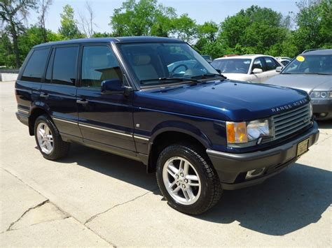 2002 Range Rover Hse by 2002 Land Rover Range Rover 4 6 Hse For Sale In Cincinnati