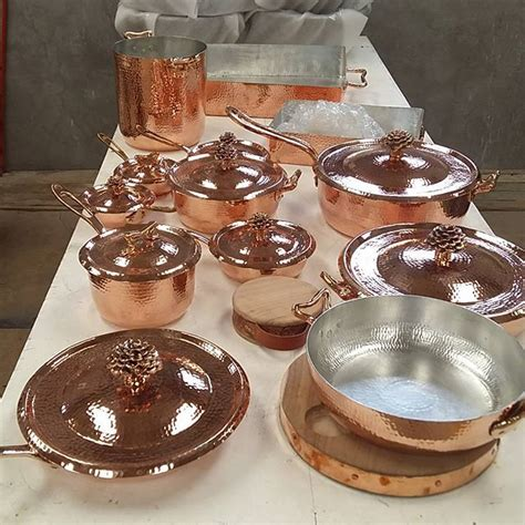 copper cookware copper kitchen copper cookware gourmet