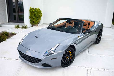 Get in touch with us for more details! Ferrari California For Rent | MVP Charlotte Exotic Rentals