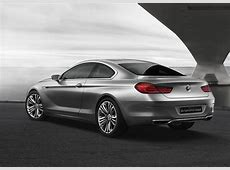 BMW 6 Series Coupe Concept Released autoevolution