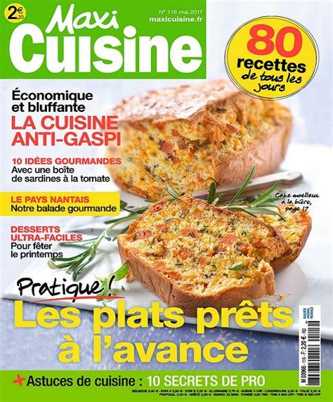 telecharger cuisine cuisine telecharger magazine