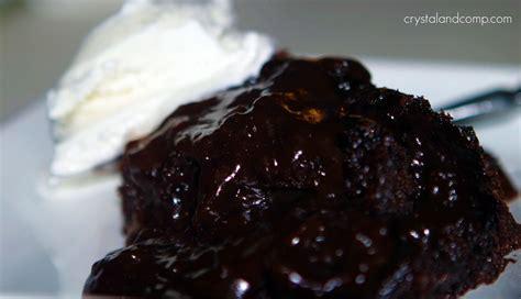 crock pot chocolate lava cake recipe easy recipes crockpot lava cake crystalandcomp com