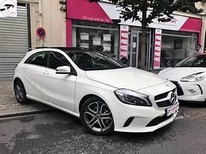 Mercedes Classe A 160 Essence : voiture mercedes classe a 160 7g dct sensation occasion essence 2017 1000 km 27490 ~ Gottalentnigeria.com Avis de Voitures