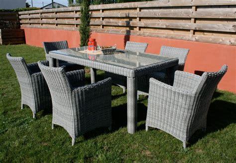 chaise en solde awesome salon de jardin table ronde en solde contemporary