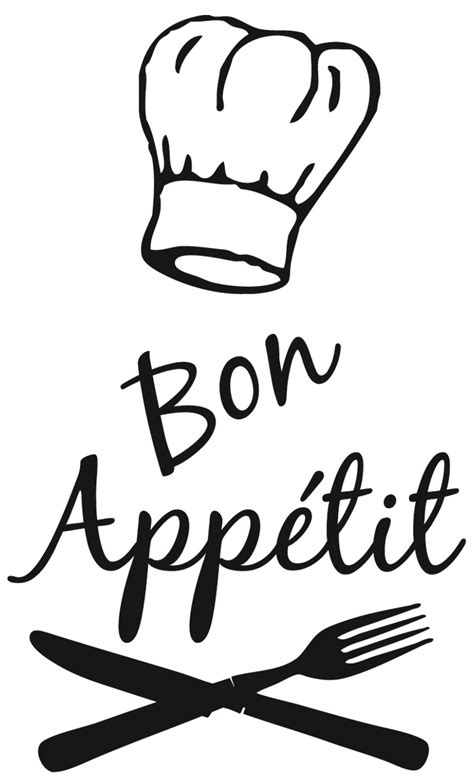 stickers cuisine bon appetit chef pixshark com images galleries