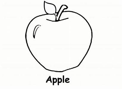 Apple Coloring Pages Attempts
