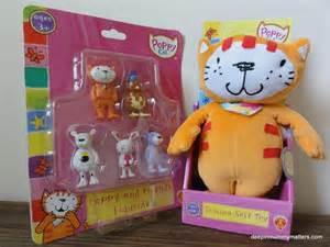 Poppy Cat Plush Toys