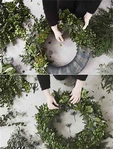 Fabriquer Une Mezzanine Soi Même : couronne de no l faire soi m me pour accueillir no l ~ Premium-room.com Idées de Décoration