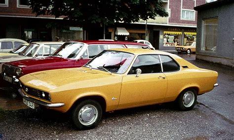 Opel Manta by Opel Manta