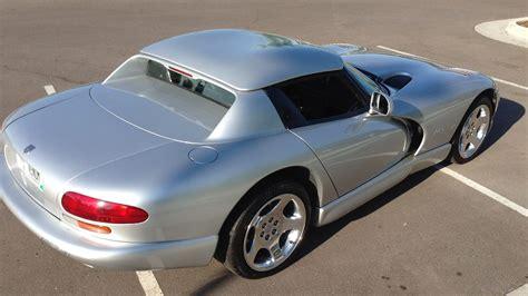 1999 Dodge Viper Rt10 F136 Denver 2018