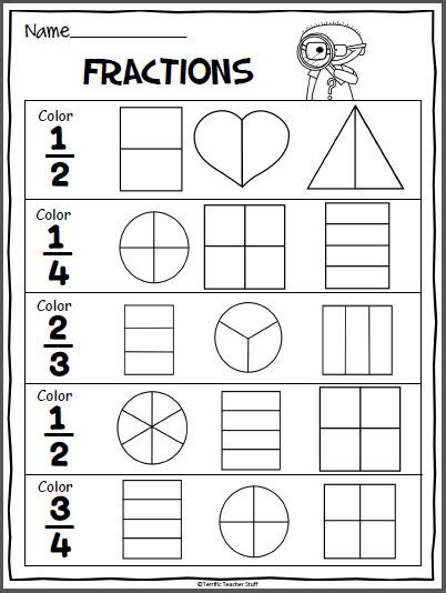searched  fractions madebyteachers math