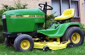 John Deere Tractors John Deere 185 Lawn And Garden Tractor