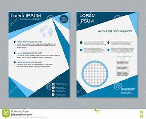 2 sided brochure templates 2 best and professional With 4 sided brochure template