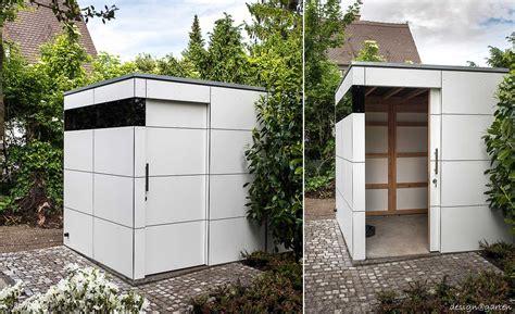 Gartenhaus Modern Design by Moderne Design Gartenh 228 User Und Balkonschr 228 Nke