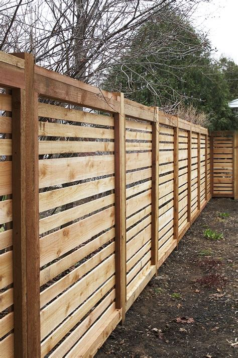 pictures of horizontal fences 24 best images about fence on pinterest slatted fence panels fence panels and modern gates
