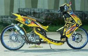 Foto Motor Drag Mio Soul
