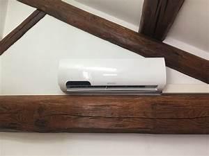 Climatisation Sans Unité Extérieure : installation d 39 une climatisation reversible sans groupe ~ Premium-room.com Idées de Décoration