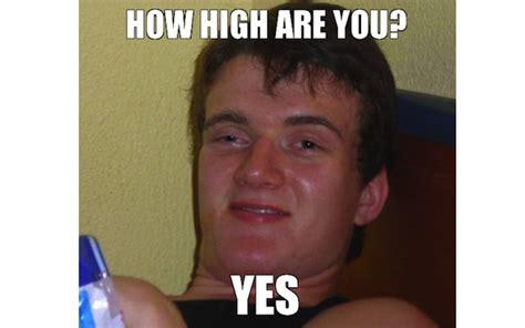 How High Get Em Meme - museudememes really high guy