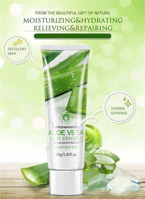 BIOAQUA Aloe Soothing Gel 40ml Aloe Vera Gel Skin Care