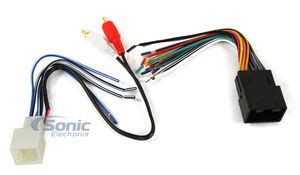 Metra Met Car Stereo Wiring Harness For