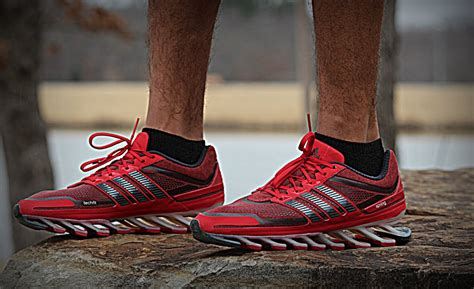 nike r max for adidas springblade performance test