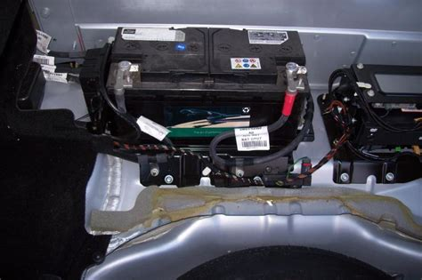 Jaguar S Type Battery Replacement by Removing Replacing Dead Battery Jaguar Forums Jaguar