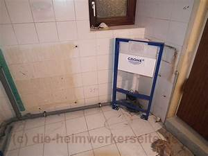 Eck Wc Vorwandelement : badsanierung bad selbst renovieren die ~ Yasmunasinghe.com Haus und Dekorationen