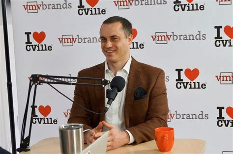 Charlottesville Planning Commissioner Rory Stolzenberg And