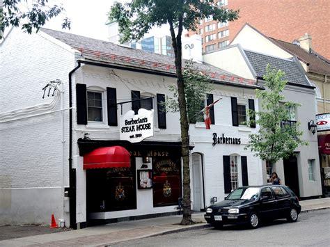 Toronto's architectural gems—1860s houses on Elm Street ...