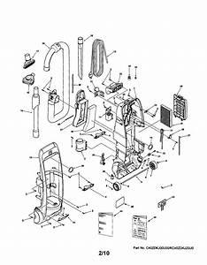 Kenmore Model 11631040900 Vacuum  Upright Genuine Parts
