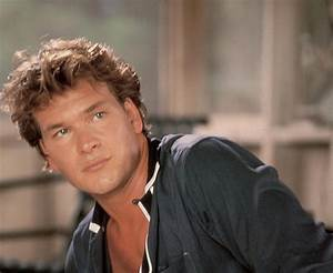 Patrick Swayze : Muses, Cinematic Men   The Red List