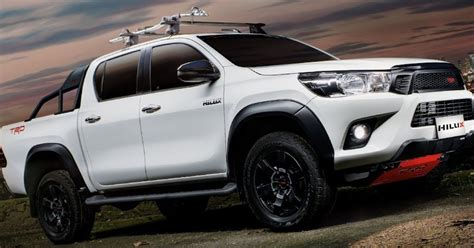 toyota motor philippines introduces hilux trd  fortuner
