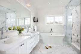 Bathroom Design Grey And White White Bathrooms