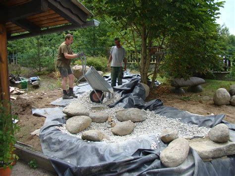 Garten Gestalten Mit Kies Und Steinen by Gartengestaltung Mit Kies Und Steinen Haus Ideen Dekor
