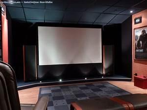 Cinema A La Maison : exemple d 39 installations home cin ma id es pour la cuisine pinterest exemple cin ma et ~ Louise-bijoux.com Idées de Décoration