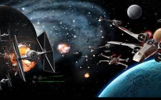 Star Wars Space Battle