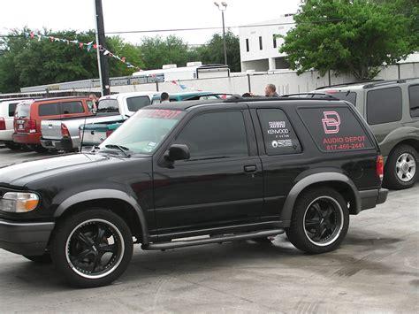 98 Ford Explorer Sport by Audiodepot 1998 Ford Explorer Sport Specs Photos
