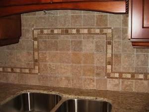kitchen backsplash tile kitchenideasecom With kitchen backsplash mosaic tile designs