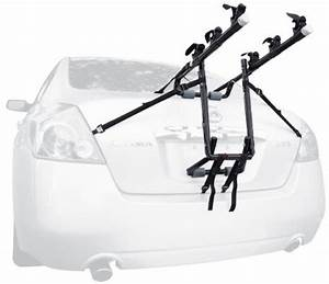 Universal Bike Trunk Rack  off Great Christmas Gift