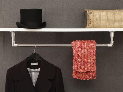 Garderobenstange U Form by Kleiderstange Edelstahl U Form Wohn Design