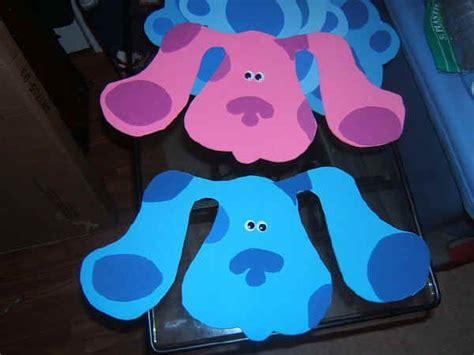 images  blues clues theme  pinterest