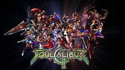 Soulcalibur Ii Calibur Soul Characters Deviantart Android