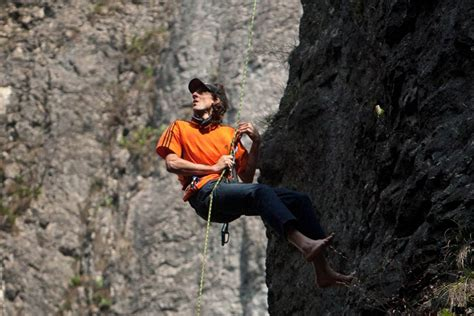 Dean Potter Dies Base Jumping Accident Yosemite