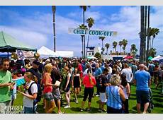 Chili CookOff 1100 AM Ocean Beach San Diego CA